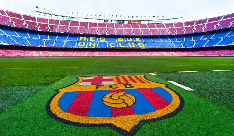 El Camp Nou abre para que puedas jugar con tus amigos