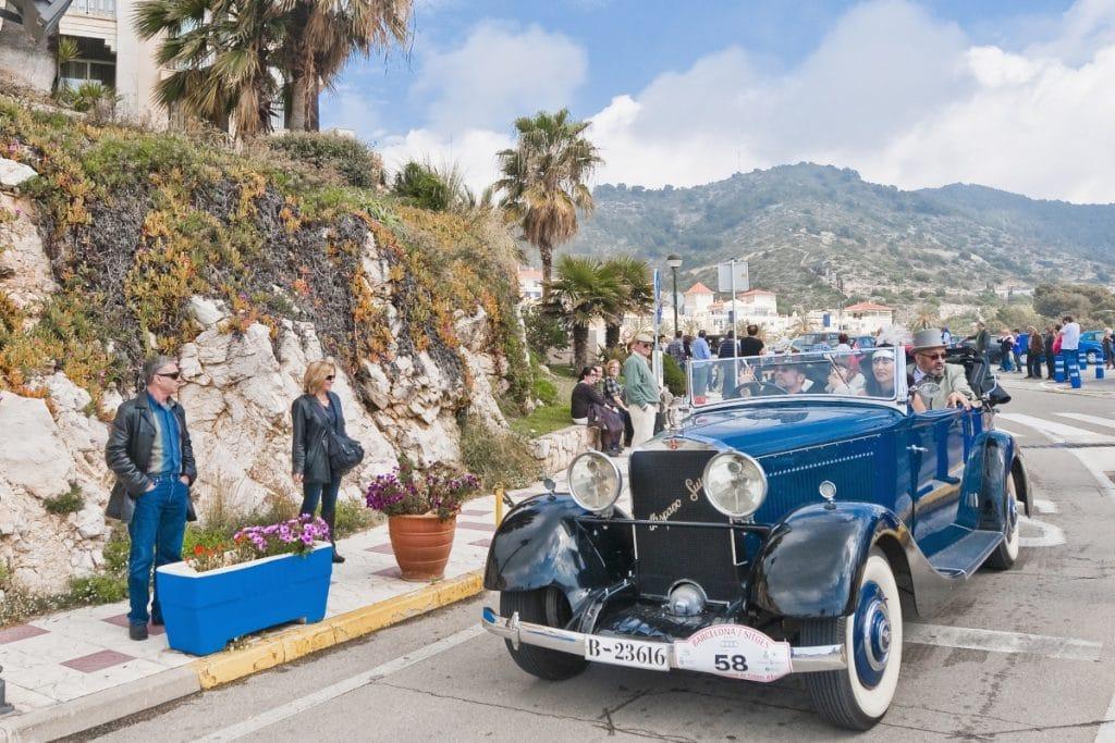 La marca de coches de Barcelona que desbancó a Rolls-Royce