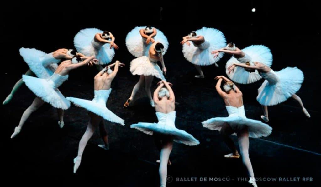 Ballet Moscú