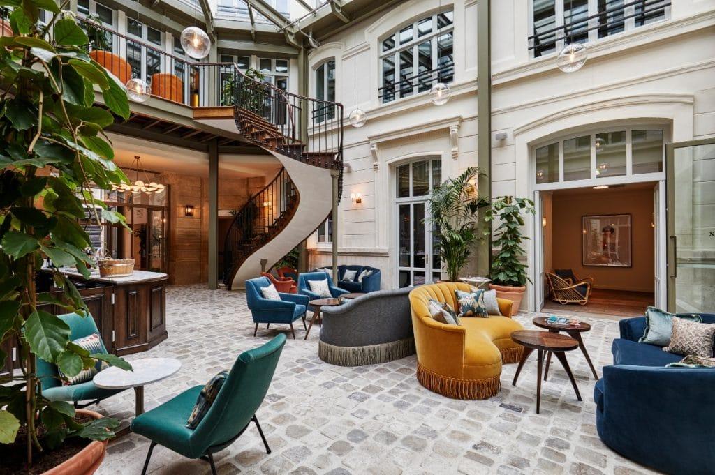 Llega a Barcelona el hotel más «instagrameable» del mundo