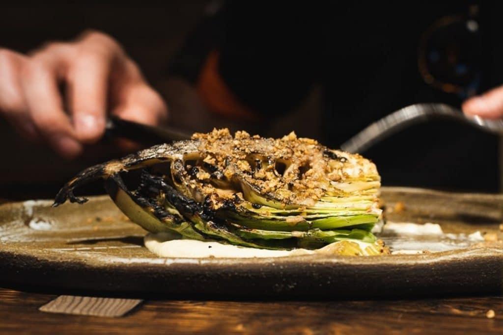 Fat Veggies: maestría a la brasa sin carne en el plato