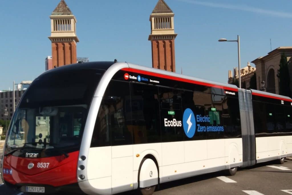 Así serán los nuevos autobuses del futuro en Barcelona