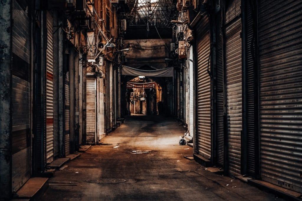 Descubre la versión más terrorífica de Barcelona