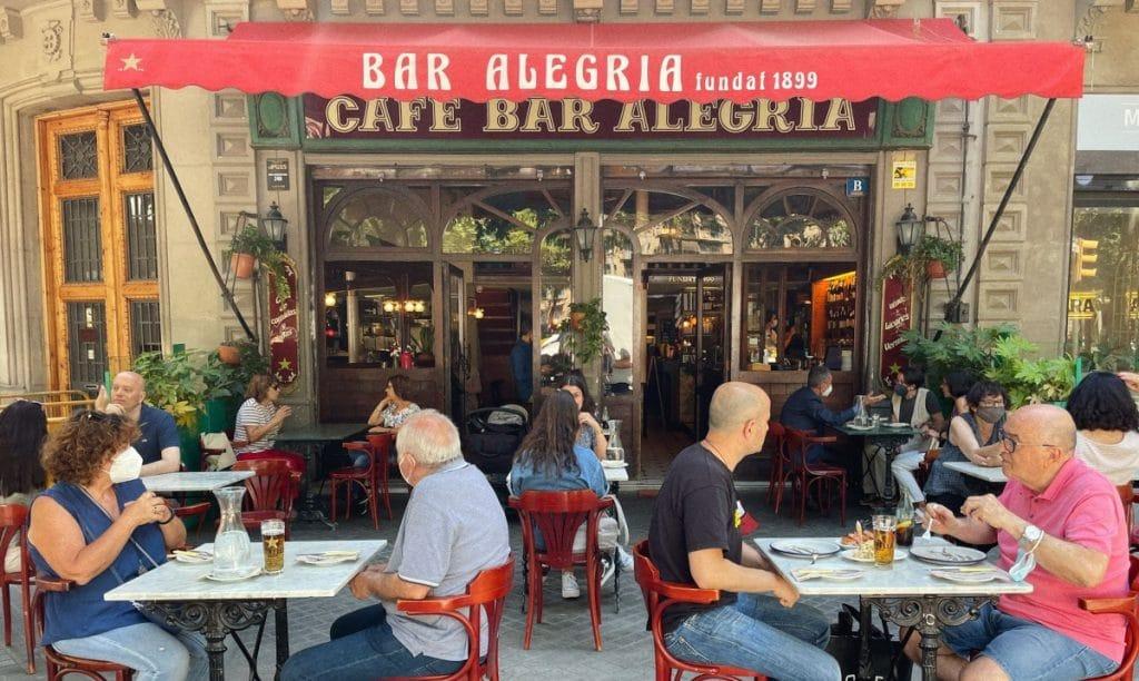 Bar Alegría