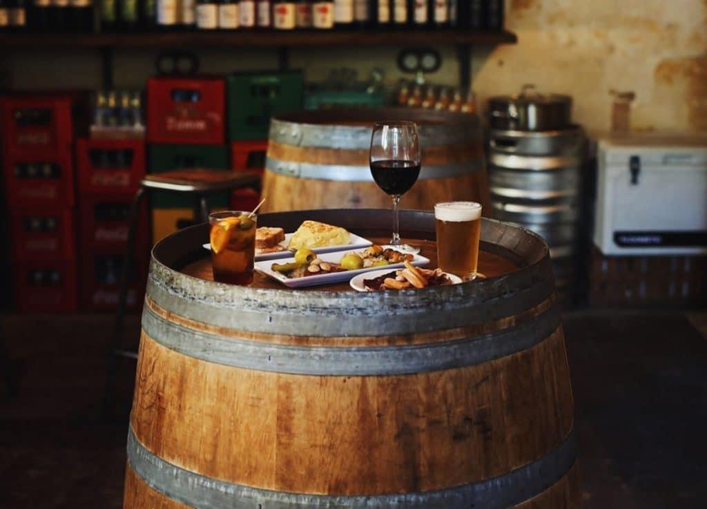 Bodega Vinos y Cristales
