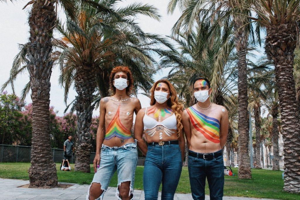 Barcelona, ciudad refugio de la comunidad LGTBIQ+