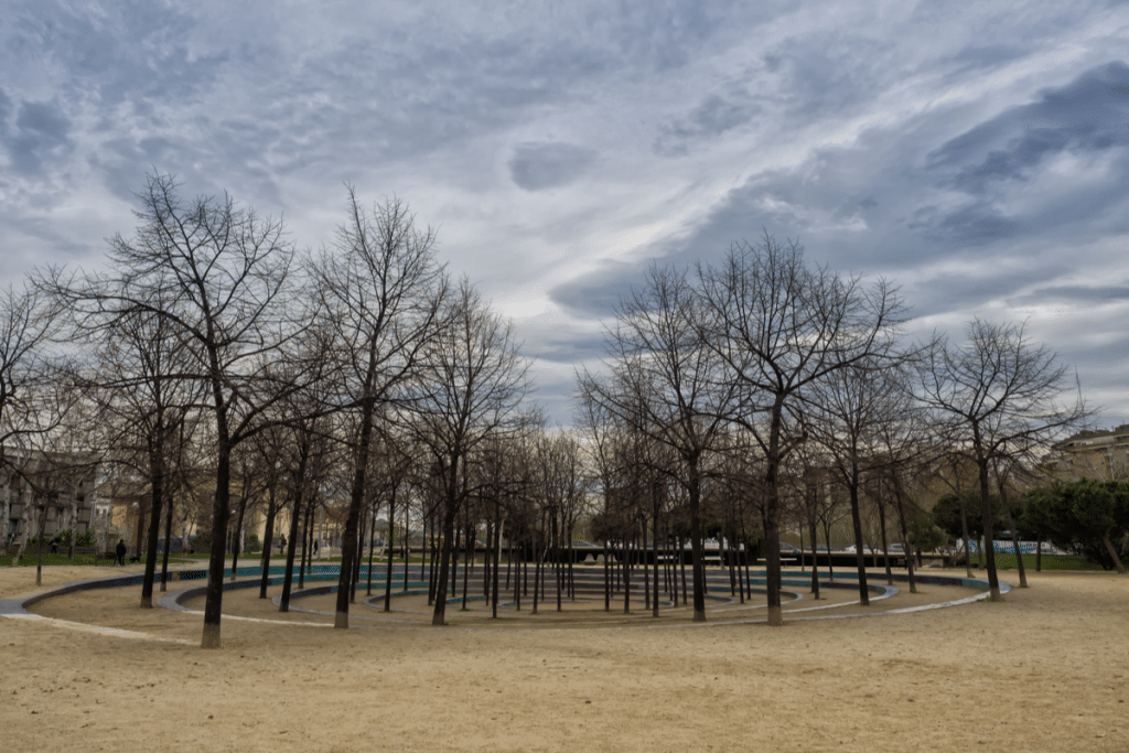 Espiral Parc del Nord