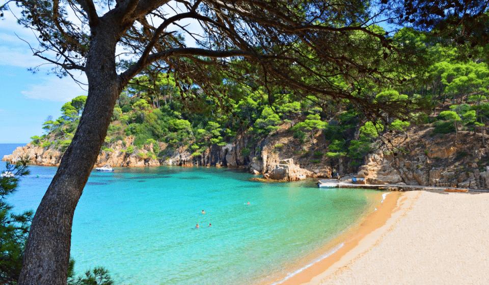 Estas son las dos mejores playas de Catalunya según 'National Geographic'