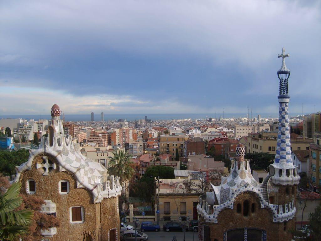 Llega a Barcelona una masa de aire frío que hará caer las temperaturas