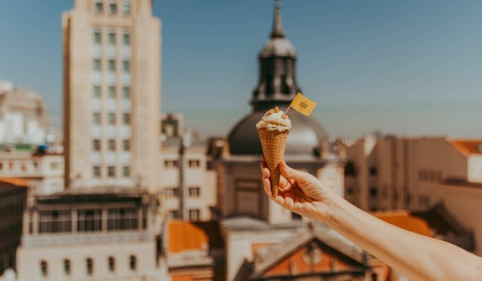 La ruta por el helado de Grana Padano ya es una realidad