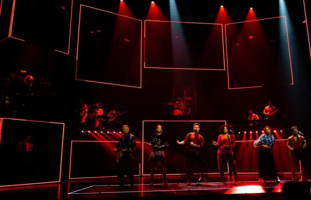 Cruz de Navajas, el show musical del momento que regresa a Madrid