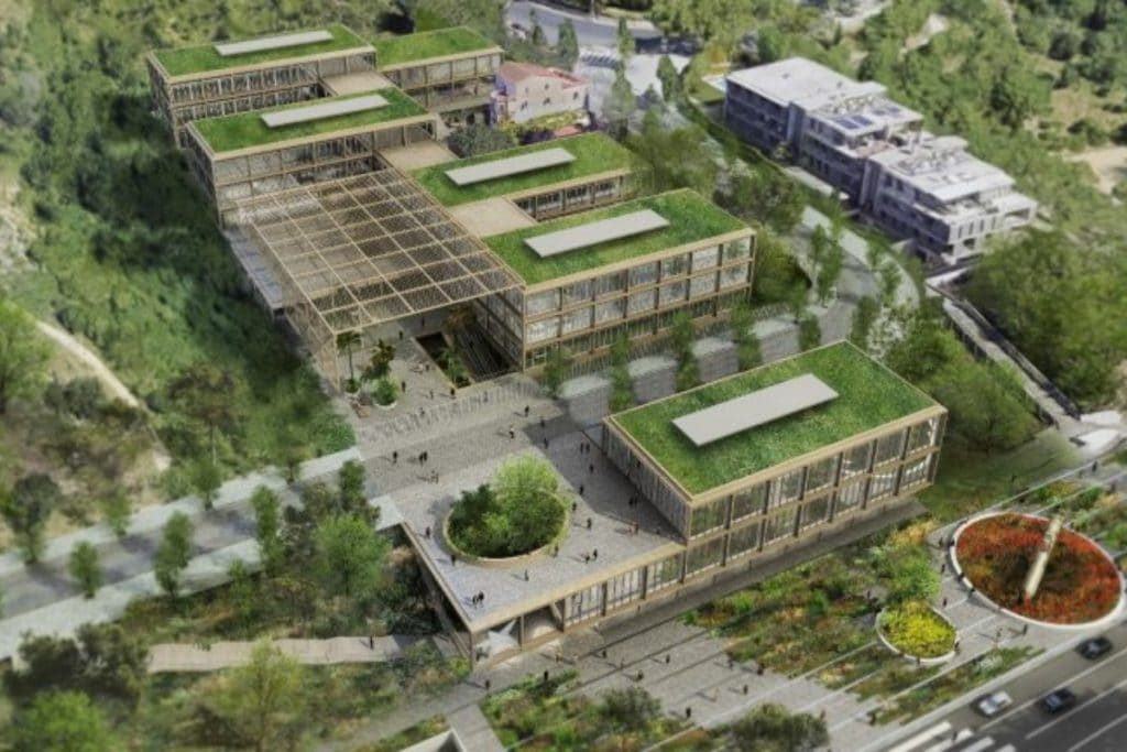 Así es el centro de investigación de 12.000 m² que creará la Caixa