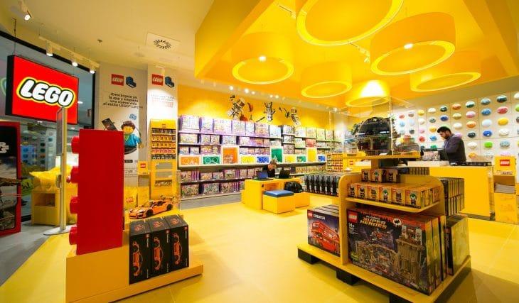 La primera 'flagship' de Lego en España abrirá en Barcelona el 29 de octubre