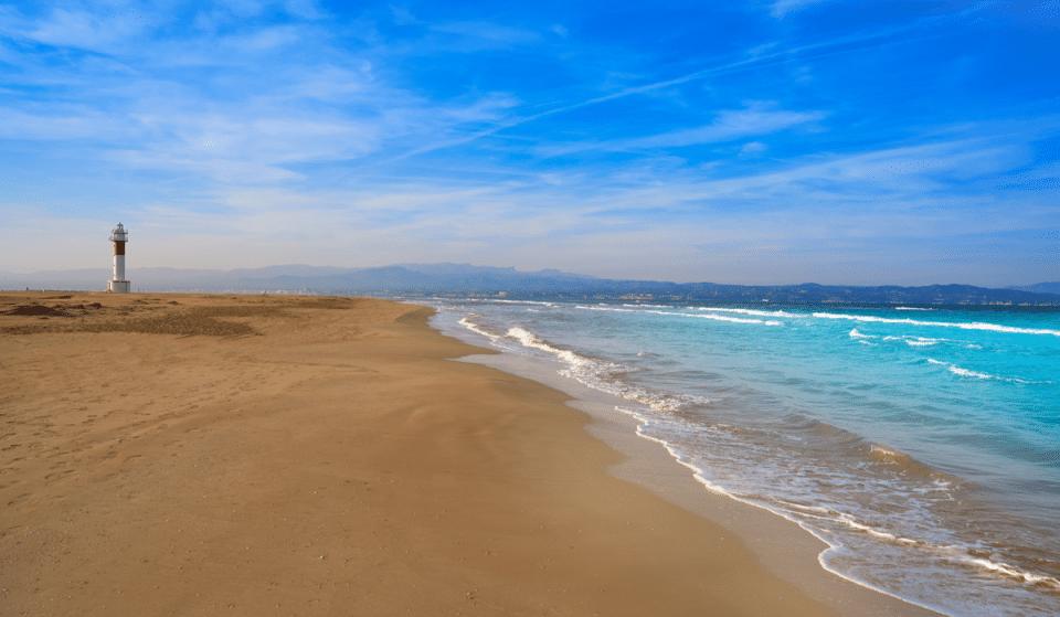 Dos playas infinitas que no te puedes perder en Tarragona