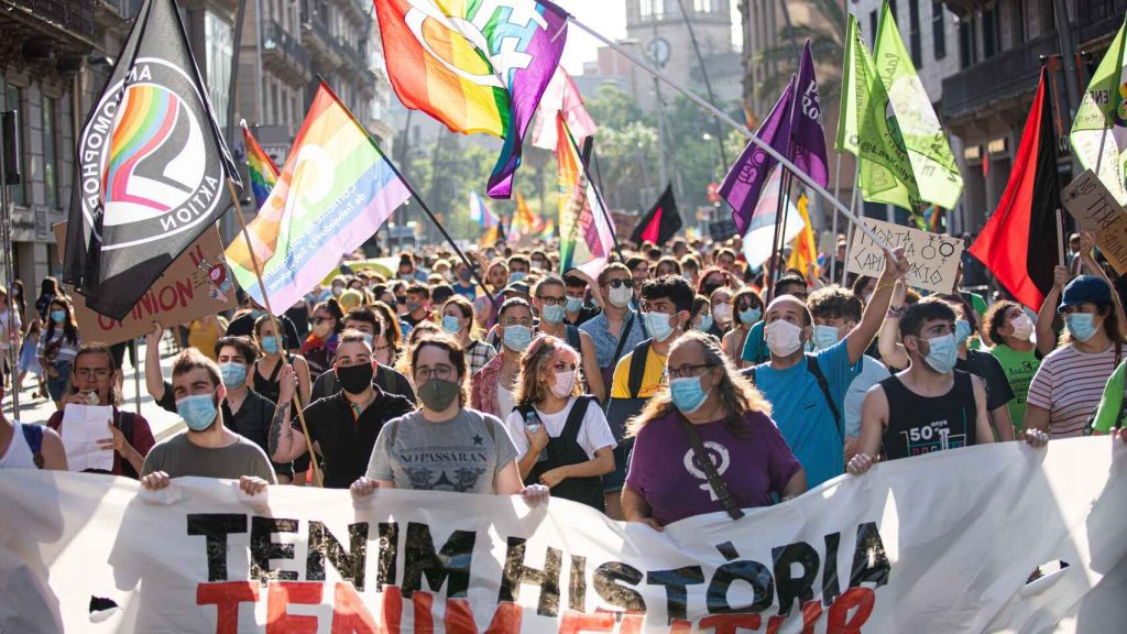 Barcelona creará un Centro de Nuevas Masculinidades