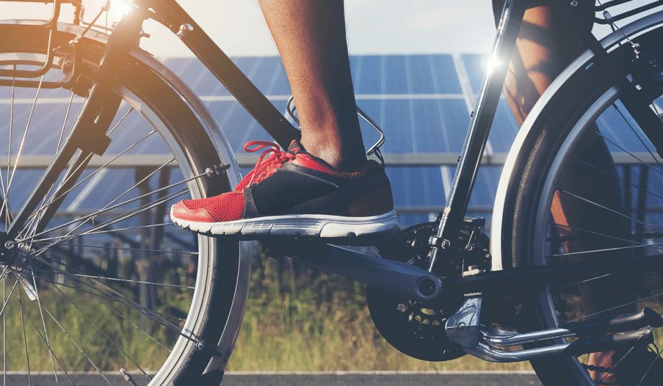 Las bicicletas que están recorriendo Europa con energía solar