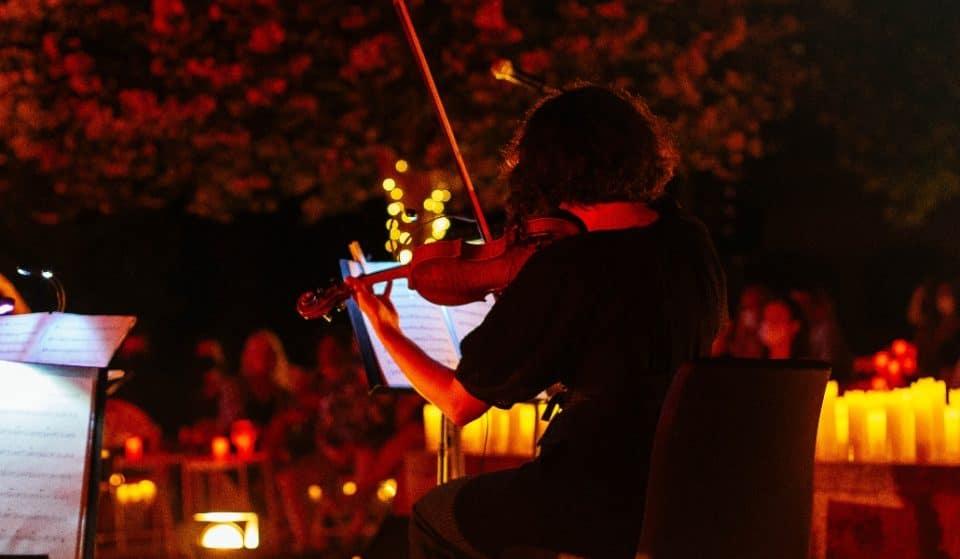 Candlelight con Campari Tonic: vuelve la mejor música de cine a la luz de las velas