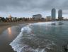 Alerta amarilla por precipitaciones y tormentas en Barcelona