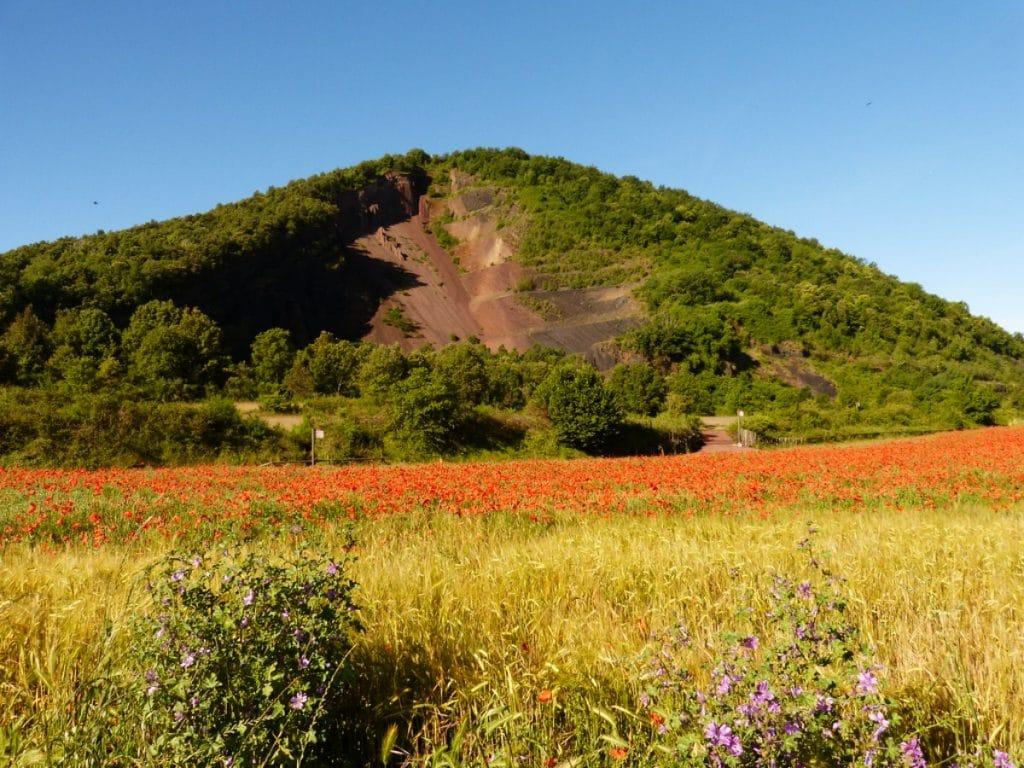 El Croscat, la última erupción de un volcán en Catalunya