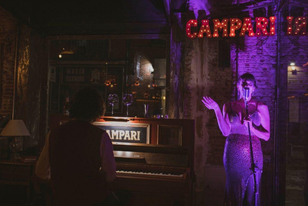 Jukebox Campari: elige la música que suena en tu bar favorito