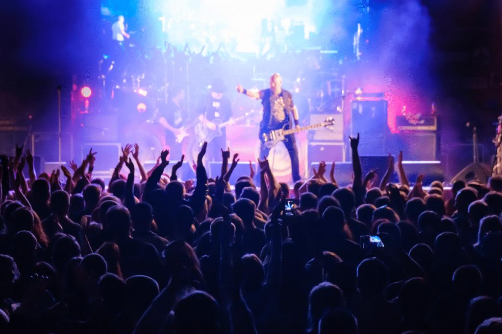Vuelven a Barcelona los conciertos de pie y sin distancias