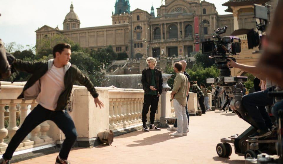 El Rubius anuncia su aparición en 'Uncharted', rodada en Barcelona