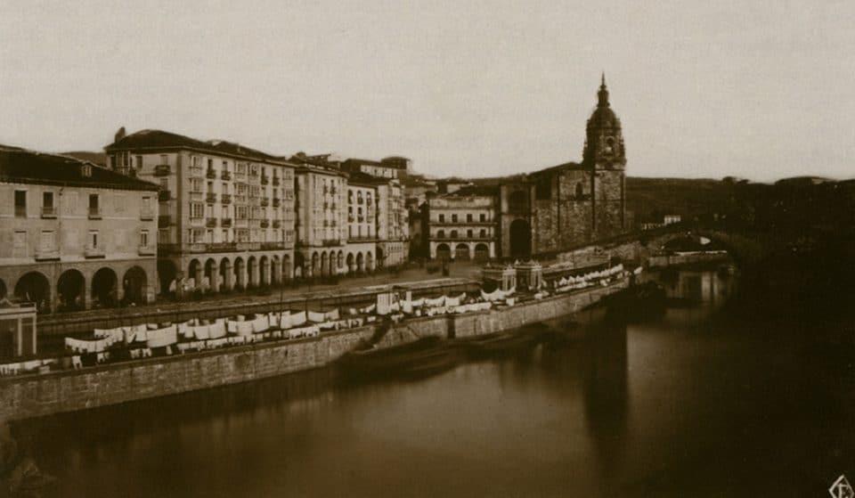 Las imágenes que nos enseñan cómo era Bilbao hace 100 años