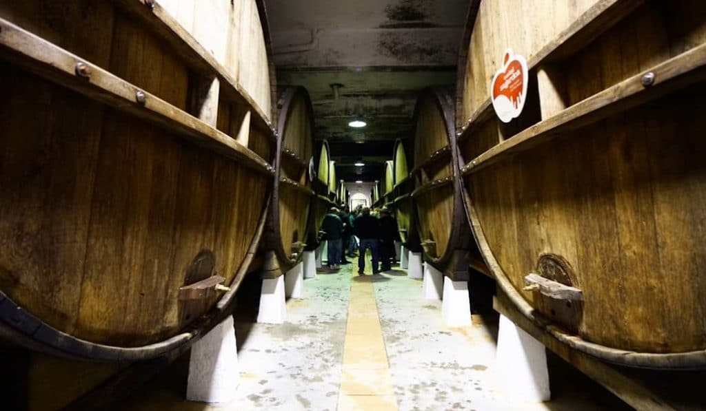 Las mejores sidrerías de Euskadi