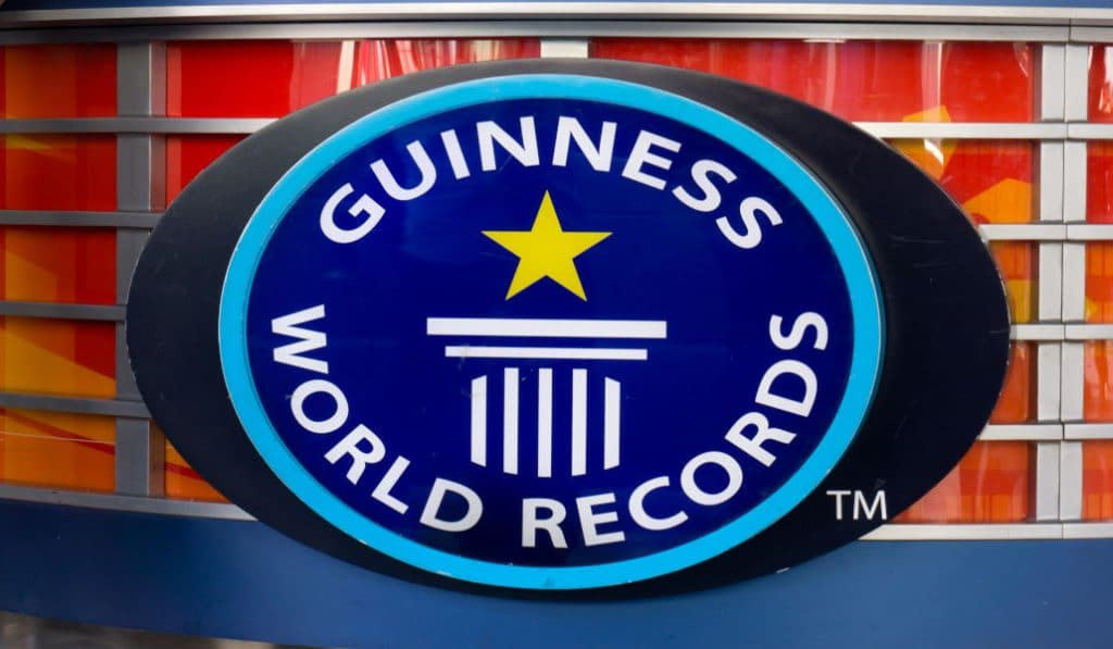 10 Record Guinness made in Bilbao
