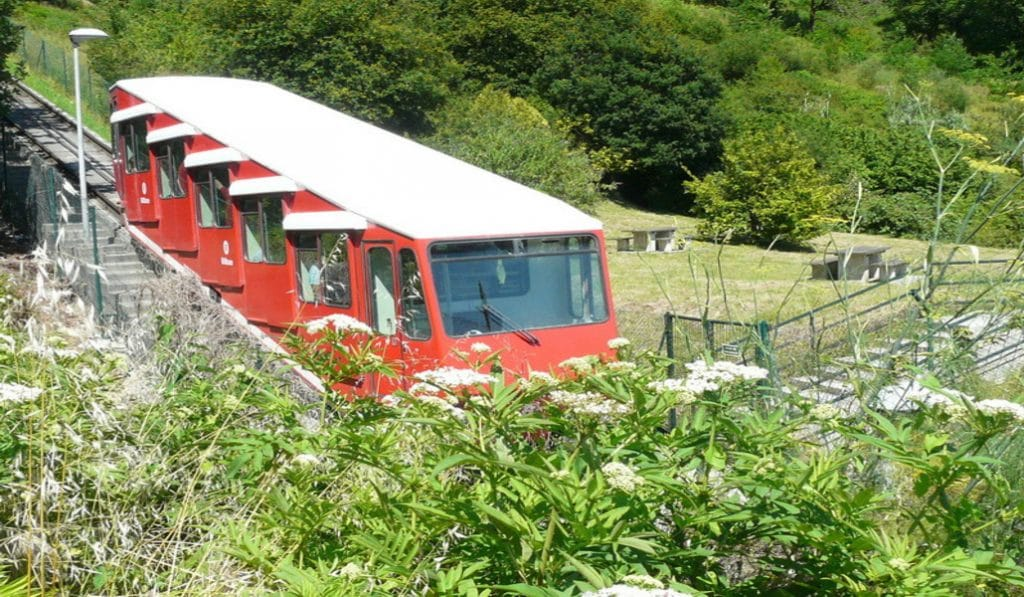 Funicular de Artxanda: historia viva de Bilbao