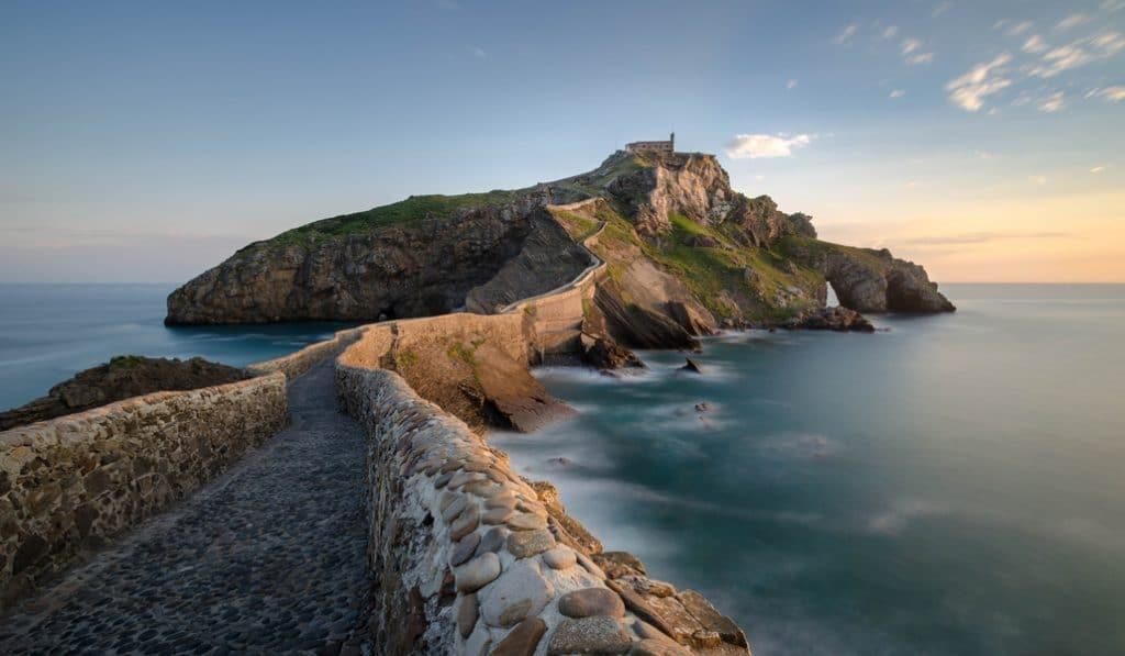 San Juan de Gaztelugatxe limita la afluencia a 3.024 visitantes por día