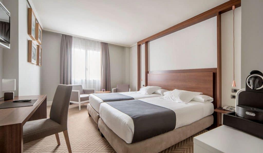 Alojamientos turísticos de Bilbao acogerán a personal sanitario