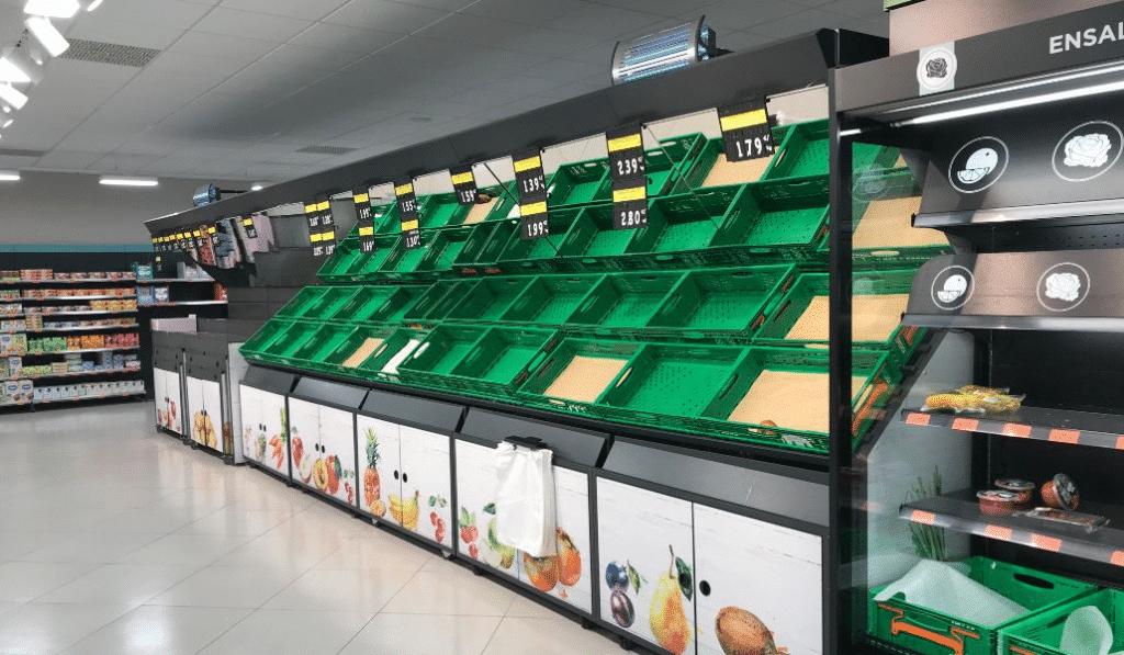 Las normas para ir a comprar a Mercadona, Eroski y otros supermercados