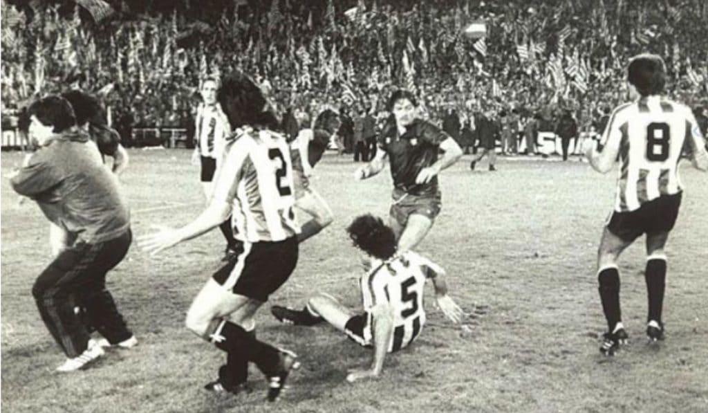 ¿Qué ha sucedido desde la última Copa del Athletic? 36 años llenos de sucesos