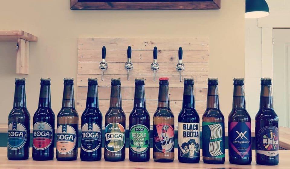 7 marcas de cerveza made in Bizkaia