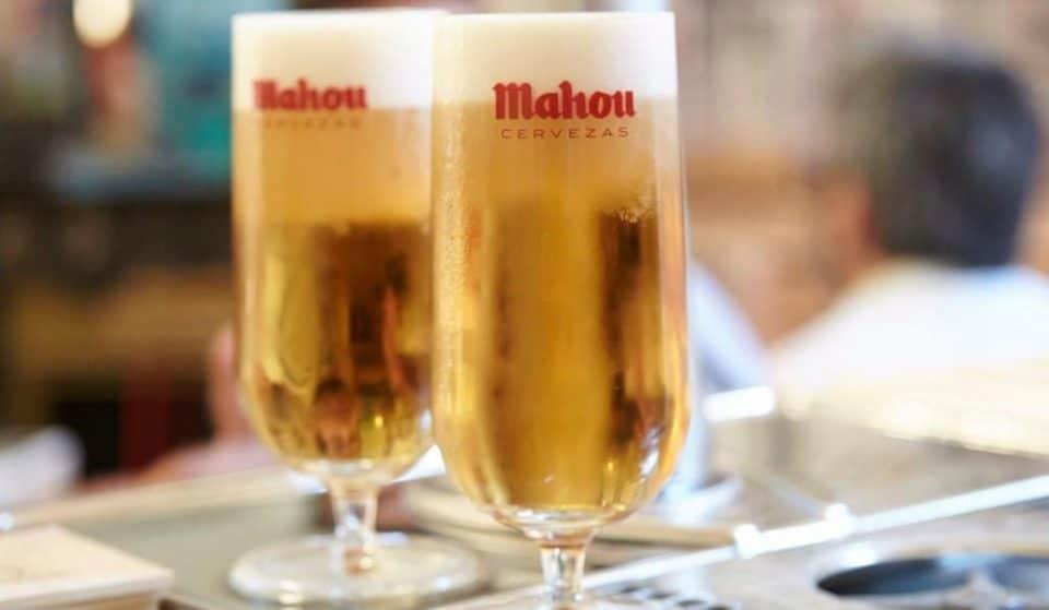 Mahou donará 10 millones de litros de cerveza para reactivar los bares
