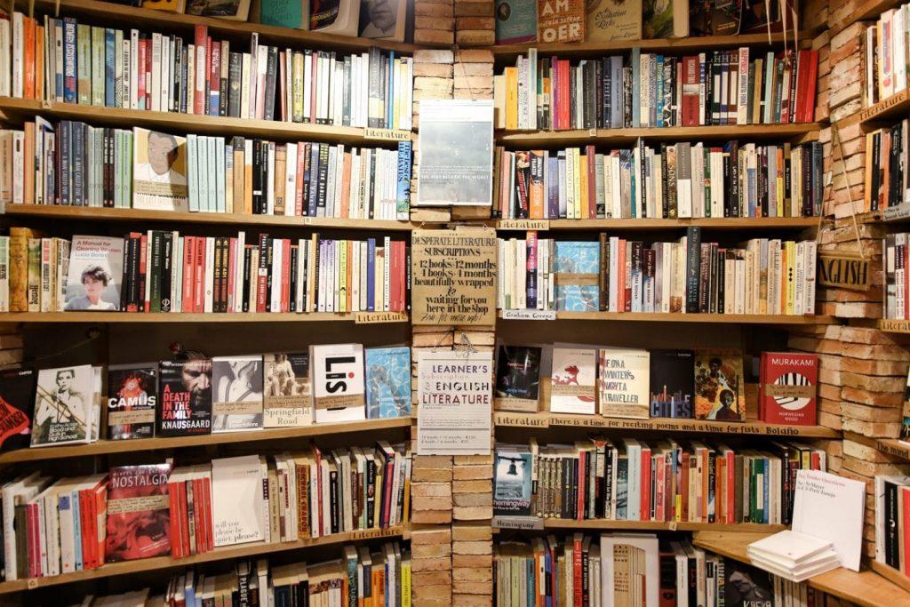 16 títulos que te recomendamos para este día del libro en cuarentena