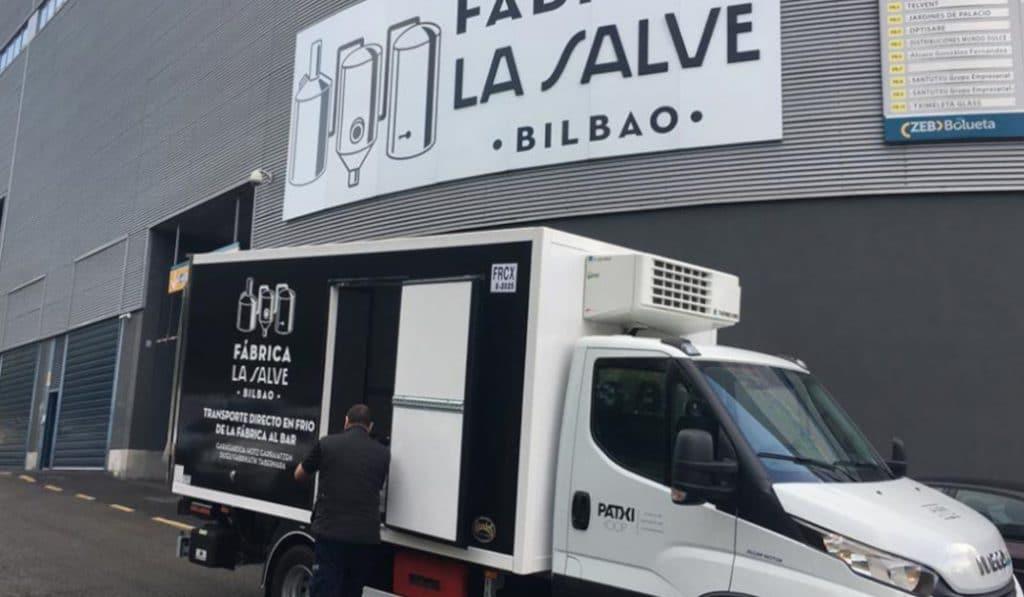 LA SALVE dona los beneficios íntegros de su venta a domicilio a la hostelería