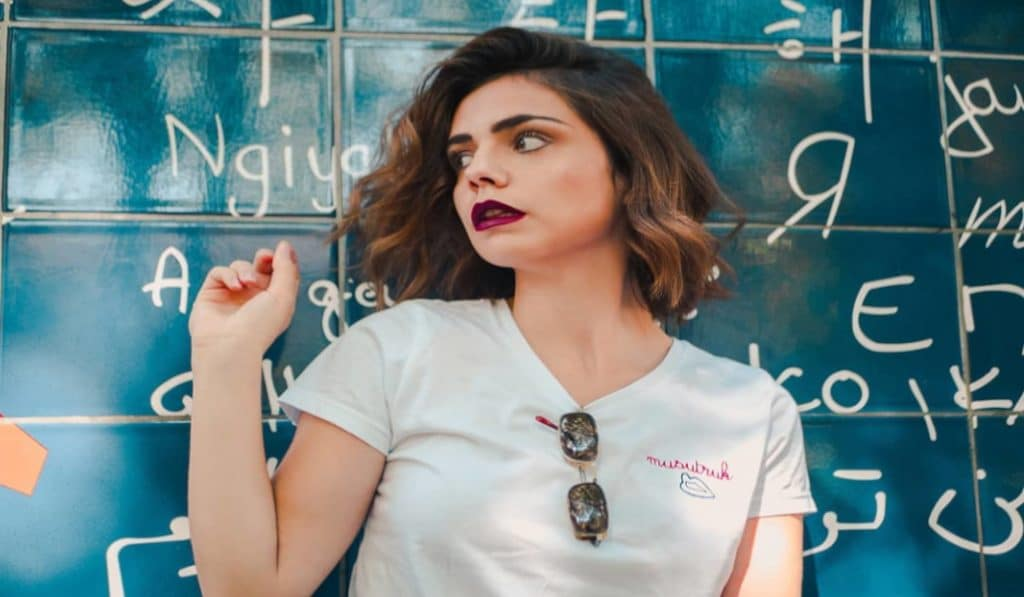 Bihotz Paris, la marca de ropa con estampados en euskera que triunfa en redes