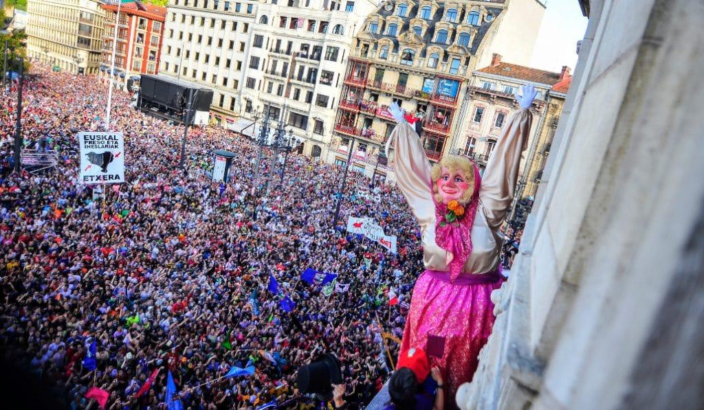 Bilbao suspende la Aste Nagusia 2021