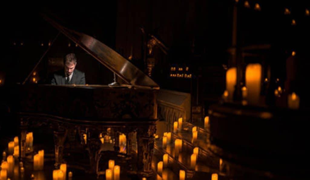 Candlelight Live Premium: Ludovico Einaudi en casa y bajo la luz de las velas