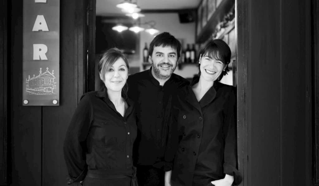 Un restaurante de Bilbao recauda 30.000 euros de sus clientes y evita el cierre