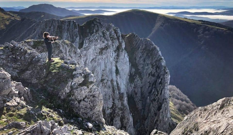 Urmuga: el festival de música que recorre los montes vascos