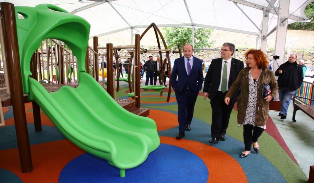Reabren los parques infantiles y espacios deportivos al aire libre de Bilbao