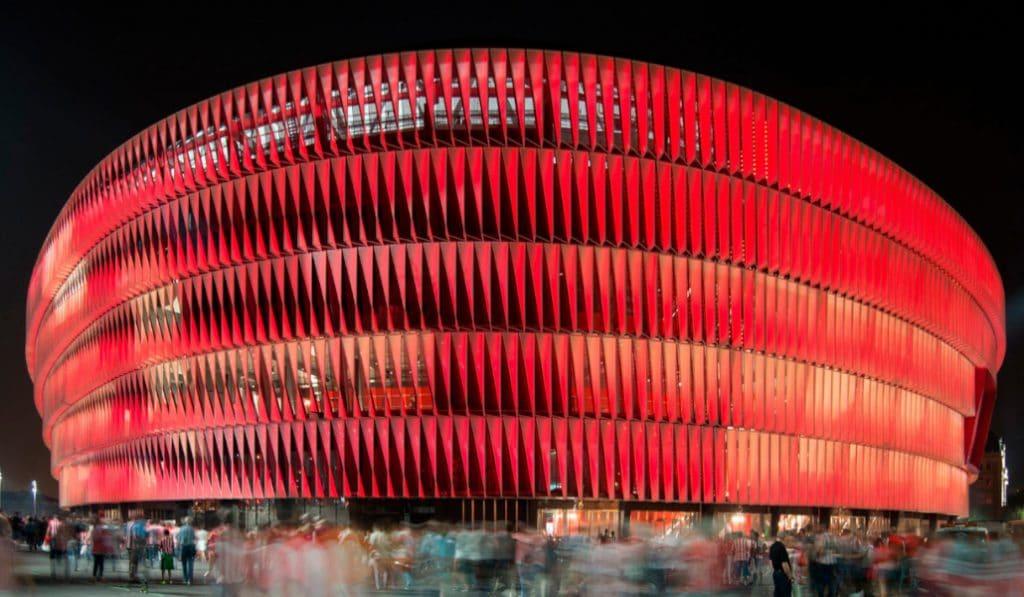 Bilbao, sede de la Eurocopa y de la Champions femenina