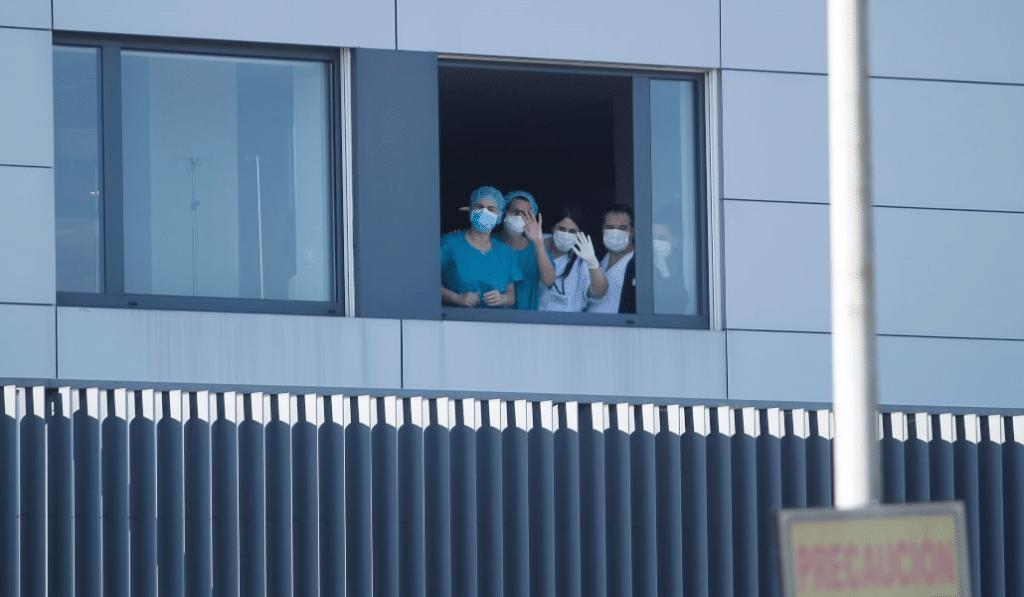 El personal sanitario en primera línea contra la Covid-19, premio Princesa de Asturias de la Concordia