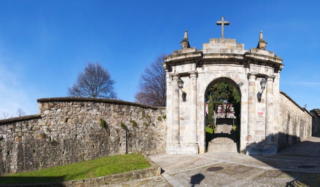 El histórico cementerio de Begoña se convertirá en un parque
