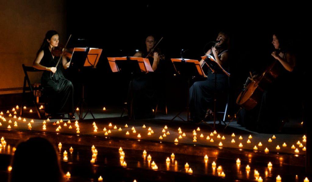 Candlelight: música clásica bajo las velas en el Convento de la Merced