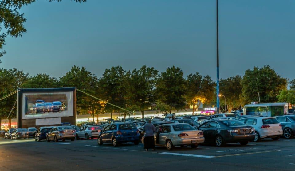 El parking de Bilbondo se convierte en un autocine de verano
