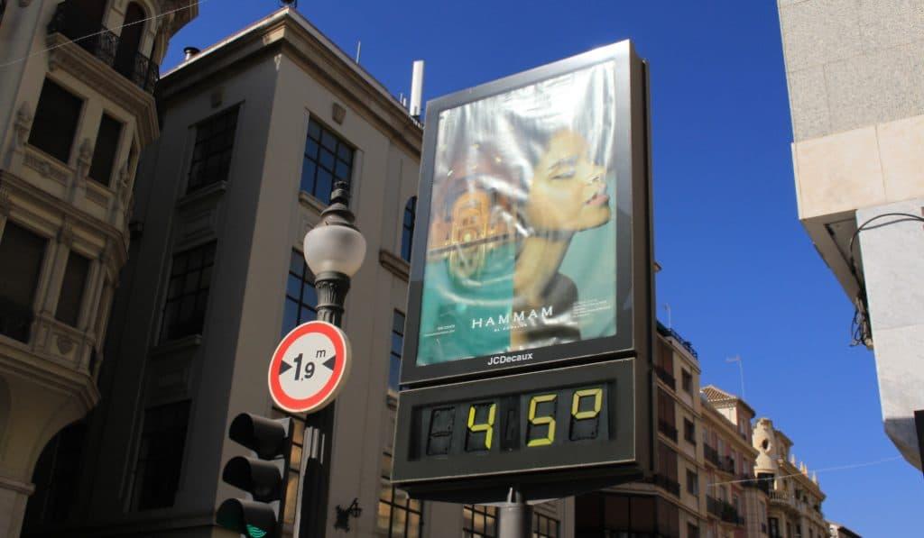 Así serán los veranos en el Bilbao de 2050